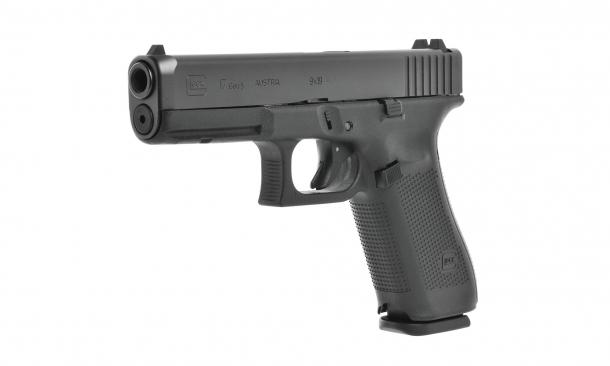 Pistola Glock 17 Gen5: Rispetto alle Gen4, le Glock Gen5 sono state sottoposte ad almeno cinque importanti cambiamenti nel design