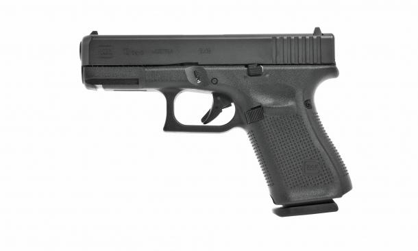 Glock 19 Gen5 pistol