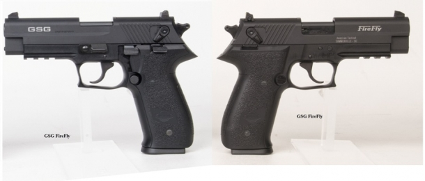 The launch of the Firefly pistol marks the return of the SIG Sauer Mosquito to the U.S. market