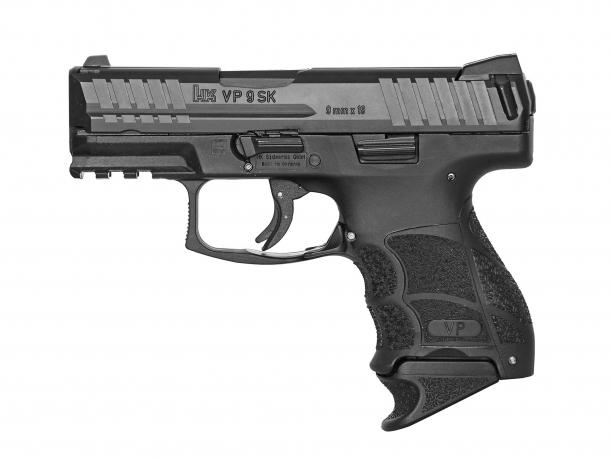 Heckler & Koch new Striker Fired VP9SK