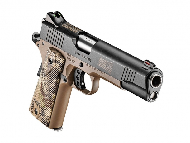 Kimber Hero Custom 1911