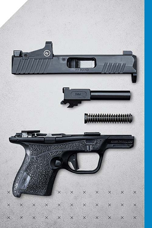 Kimber R7 Mako 9mm concealed carry pistol