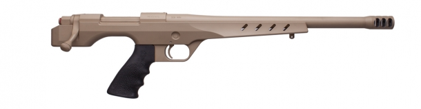 Nosler M48 NCH bolt-action handgun