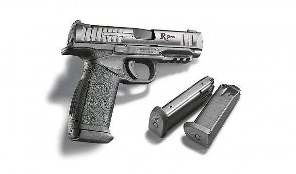 Soon to be launched is also the .45 ACP version, dubbed the RP45, offering a capacity of 15 rounds