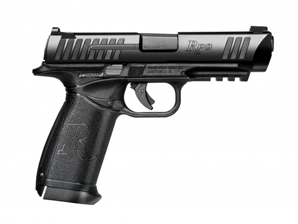 Right side of the Remington RP9 pistol