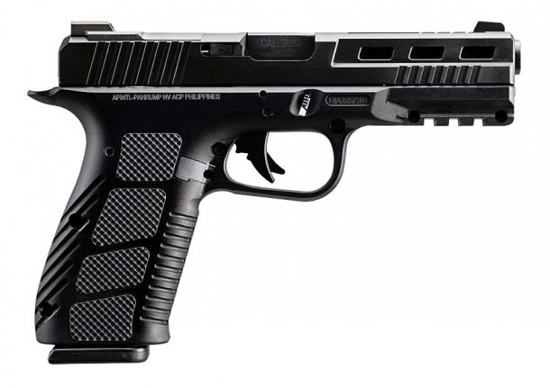 Rock Island Armory STK100 9mm pistol – right side