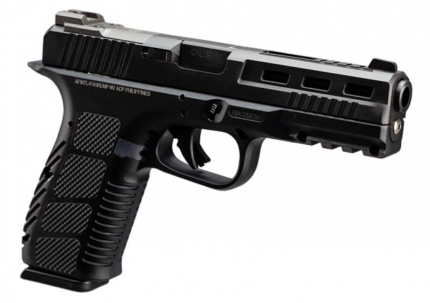 Rock Island Armory STK100 striker-fired pistol, new for 2021