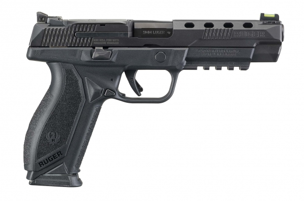 "Ruger American Pistol Competition: una ""Entry-Level"" da gara"