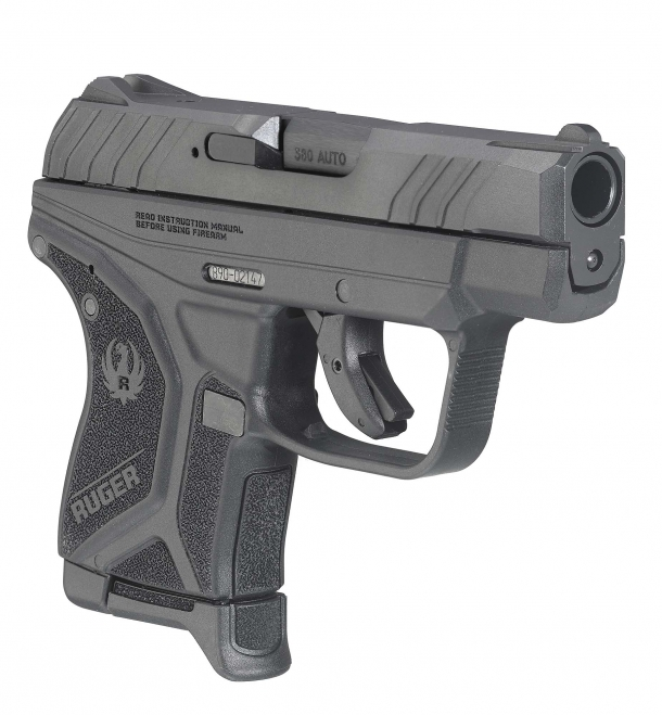 The LCP II is Ruger's latest new entry to be introduced ahead of the 2017 SHOT Show