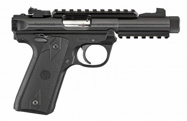 The recall covers all the Ruger Mark IV and 22/45 variants
