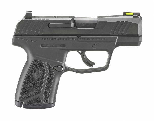 Ruger MAX-9 pistol, right side