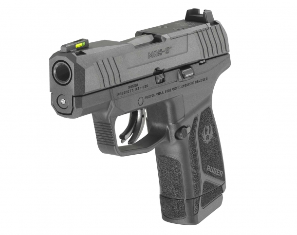 Ruger MAX-9: the new, small concealed carry pistol