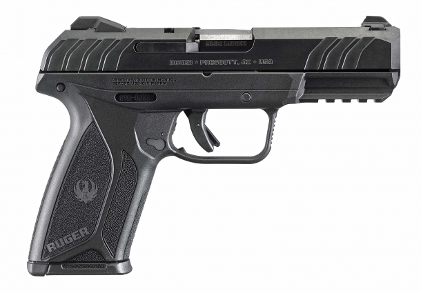 Ruger introduces the new Security-9 semi-automatic pistol