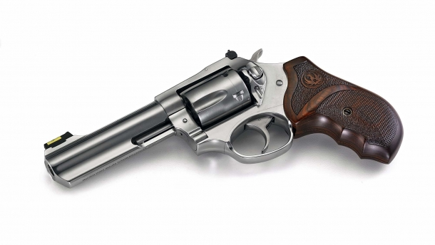 New for mid-2017 from Ruger is the SP101 Match Champion revolver