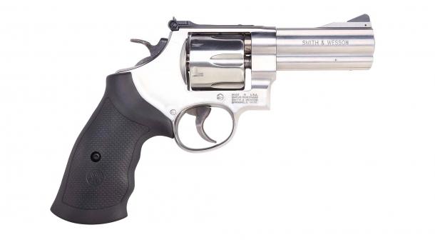 """Revolver Smith & Wesson 610 con canna da 4"""""""