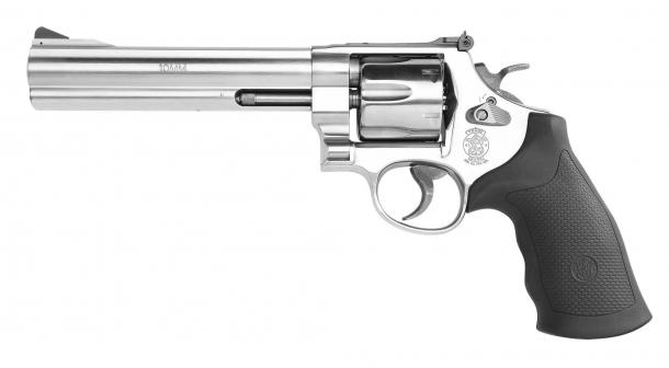 """Revolver Smith & Wesson 610 con canna da 6.5"""""""