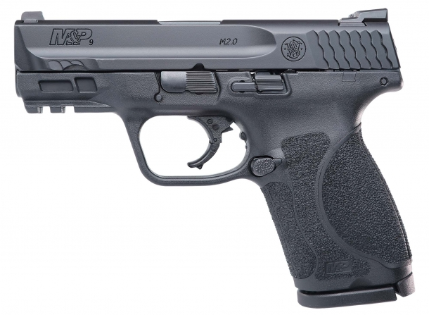 "The M2.0 3.6"" Compact variant of the M&P line of pistols by Smith & Wesson is here!"