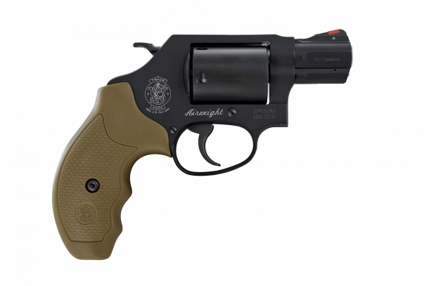 The Model 360 is the latest entry in Smith & Wesson's J-Frame line of revolvers – fine defensive machines that have had our back ever since the 1950s