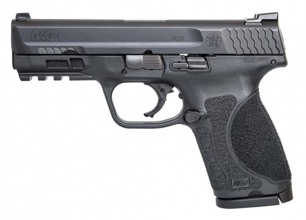 Smith & Wesson M&P M2.0 Compact pistol, left side