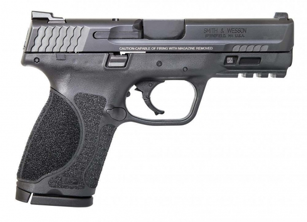 Smith & Wesson M&P M2.0 Compact pistol, right side