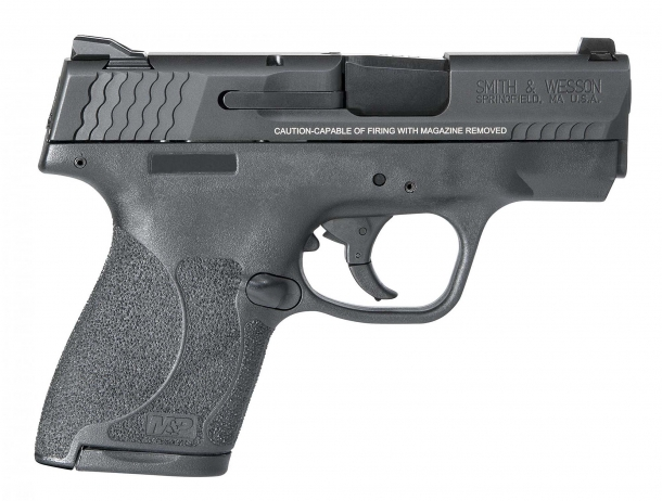 Smith & Wesson M&P Shield M2.0 pistol series - right view