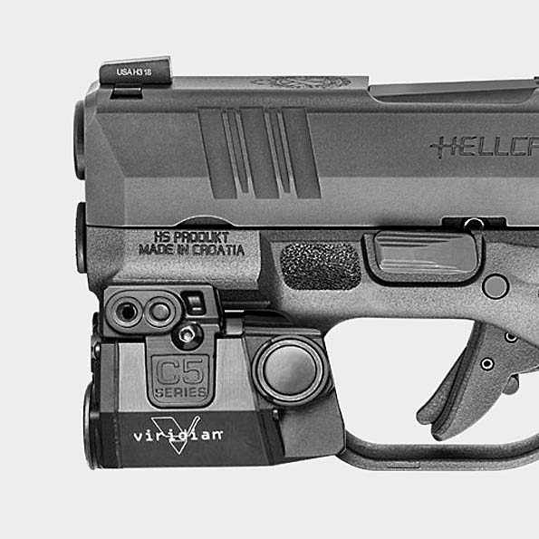 Springfield Armory Hellcat micro-compact pistol is announced