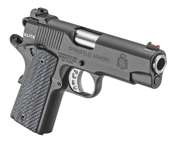 MSRP for the Springfield Armory RO Elite Champion pistol in the U.S. is set at $1,030.00