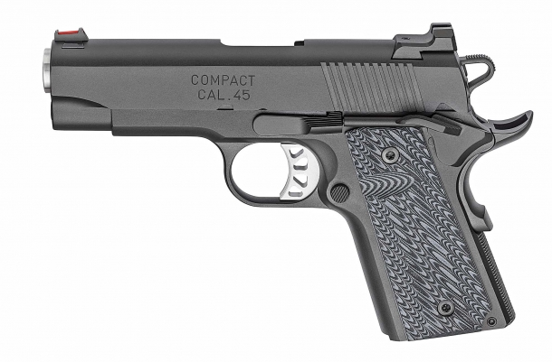 Springfield Armory's new RO Elite Compact pistol, seen from the left side