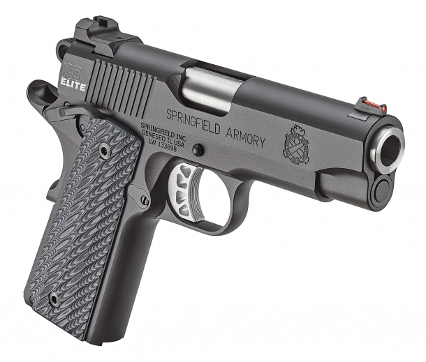 MSRP for the Springfield Armory RO Elite Compact pistol in the U.S. is set at $1,044.00
