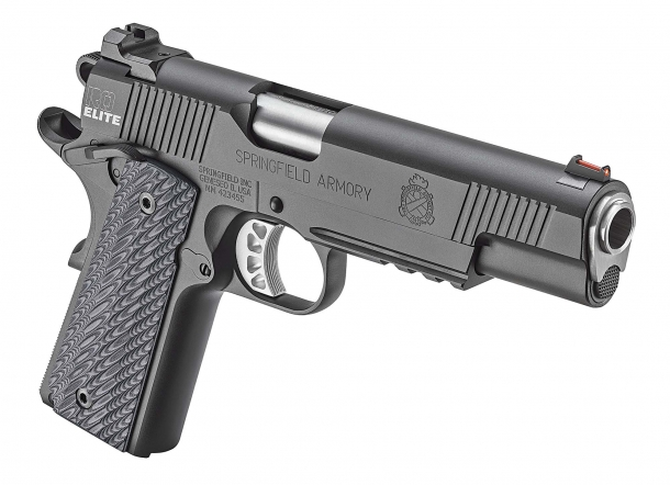 MSRP for the Springfield Armory RO Elite Operator pistol in the U.S. is set at $1,145.00