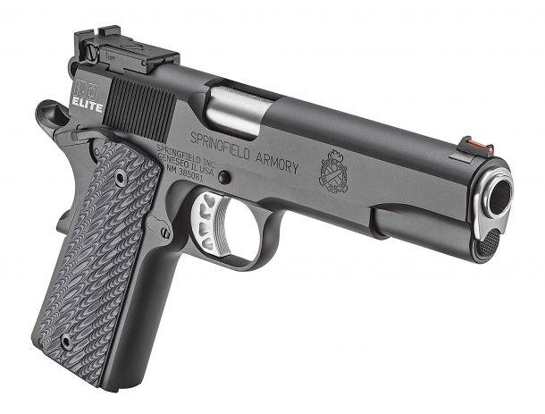 MSRP for the Springfield Armory RO Elite Target pistol in the U.S. is set at $1,048.00