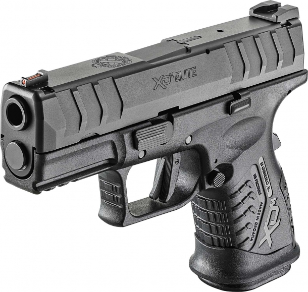 "Springfield Armory XD-M Elite 3.8"" Compact 9mm concealed carry handgun"