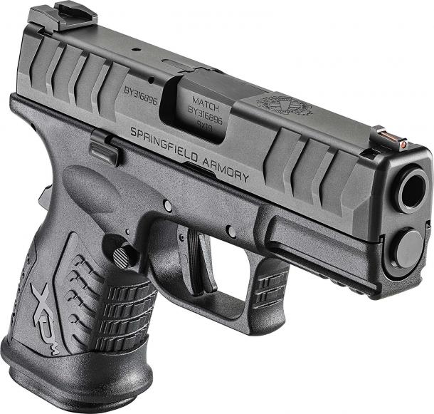 "Pistola Springfield Armory XD-M Elite 3.8"" Compact, per la difesa personale... d'Èlite!"