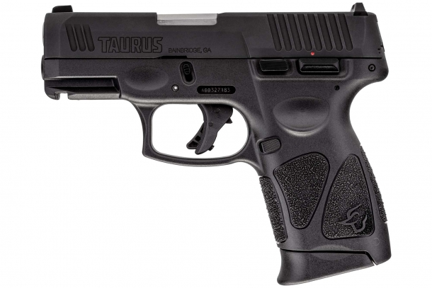 Taurus G3c Compact 9mm pistol, left side