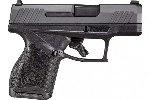 Taurus GX4 9mm micro-compact pistol – right side