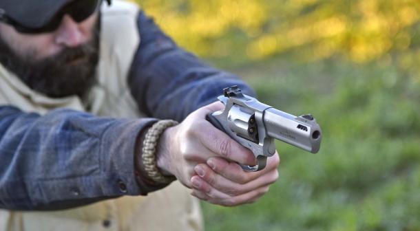 Il Taurus 627 SSC da 7 colpi in calibro .357 Magnum
