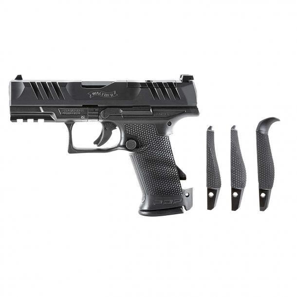 Pistola Walther PDP, la nuova polimerica da difesa