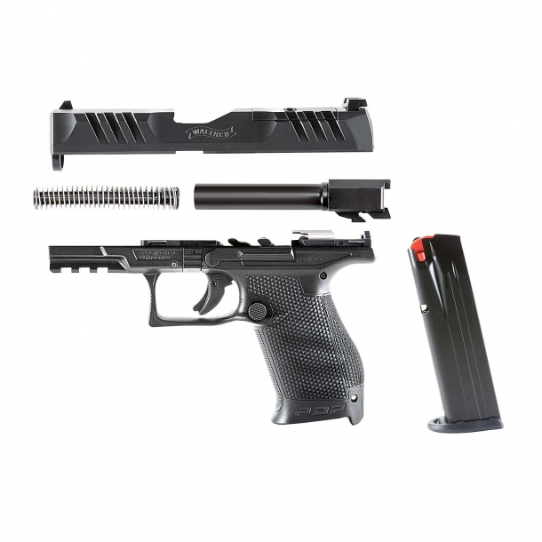 Walther PDP 9mm pistol
