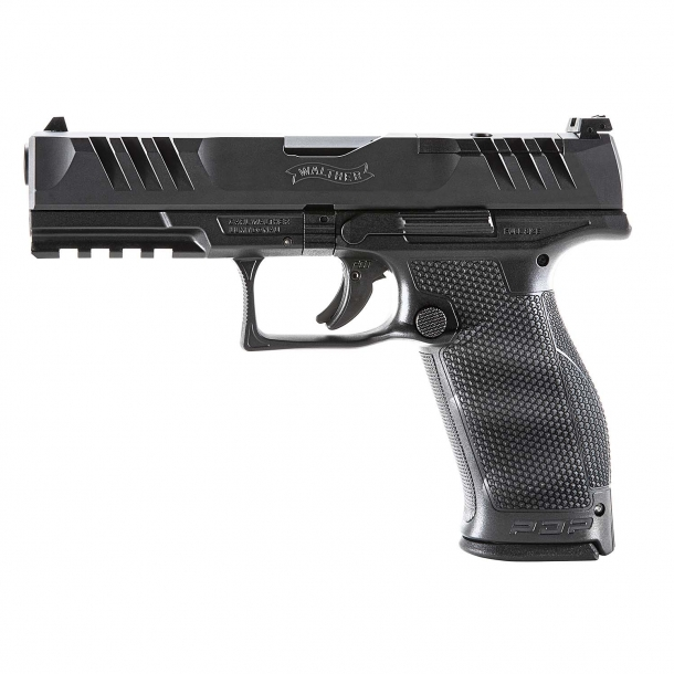 "Walther PDP Performance Duty Pistol, Full-size 4.5"" model"