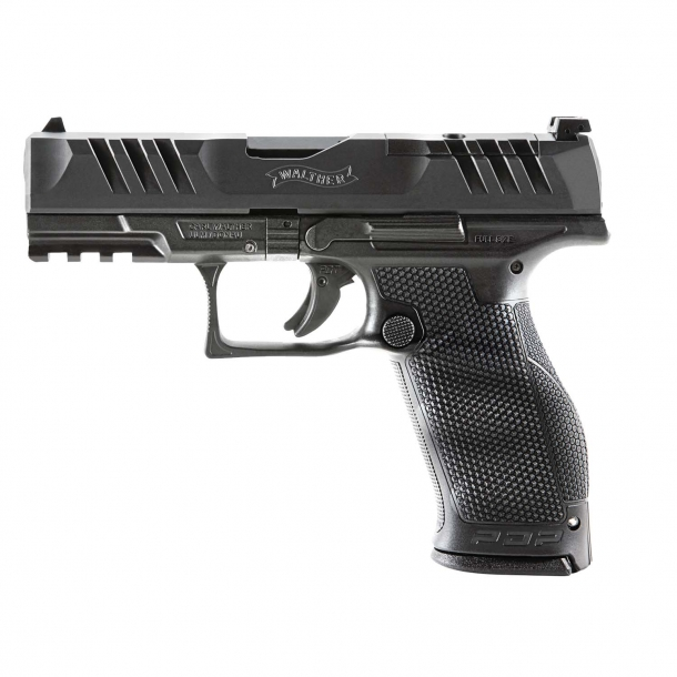 "Walther PDP Performance Duty Pistol, Full-size 4"" model"