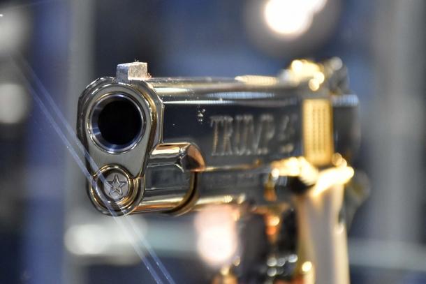 Cabot Guns TRUMP 45