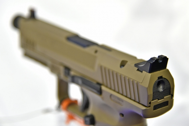 Canik TP9 Elite Combat pistol | GUNSweek com