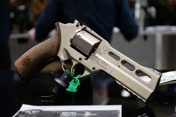 Chiappa Firearms Rhino CO2: arrivano le repliche soft-air e ad aria compressa ufficiali!