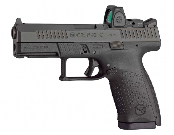 CZ P-10C Optics Ready