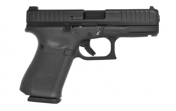 Glock G44 .22 Long Rifle rimfire semi-automatic pistol