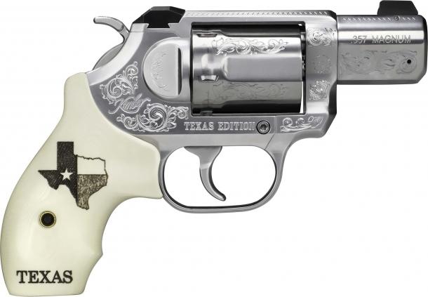 Kimber K6s DASA Texas Edition