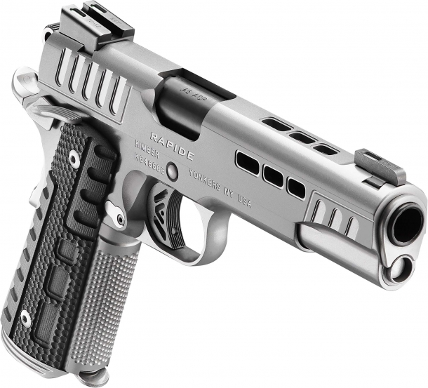 Kimber 1911 RAPIDE Black Ice