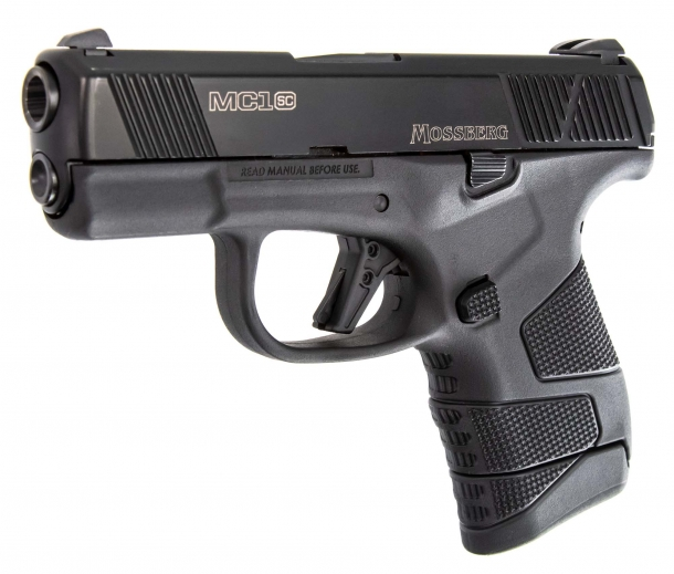 Mossberg introduces the MC1sc subcompact 9mm pistol