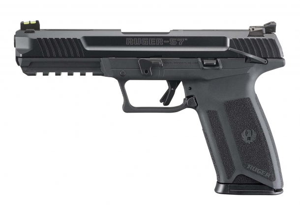 Ruger-57 pistol in 5.7x28mm caliber