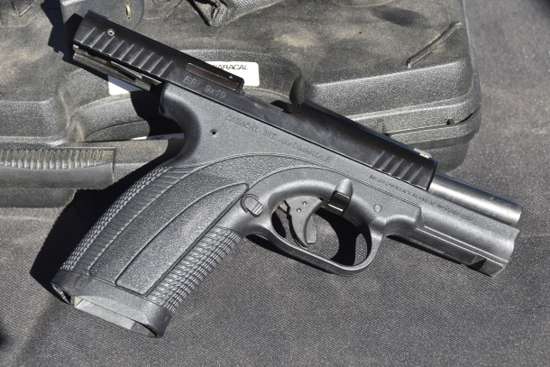 The Caracal pistols will be made in the U.S. in cooperation with Wilcox Industries